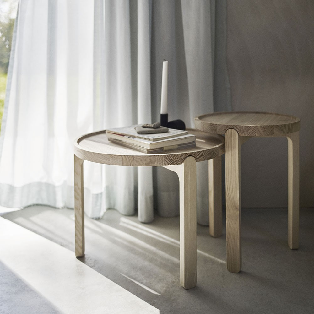 skagerak indskud tray tables ash hus hem. Black Bedroom Furniture Sets. Home Design Ideas