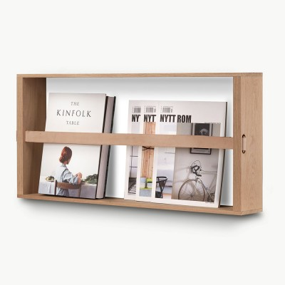Skagerak Norr Magazine Holder - Oak