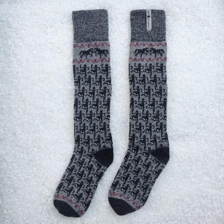 Oejbro Swedish Wool Socks - Elin