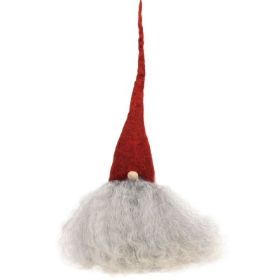 Swedish Tomte 30cm - Red Hat Grey Beard