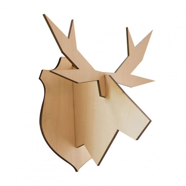 Atelier Pierre Hanging Moose - Large