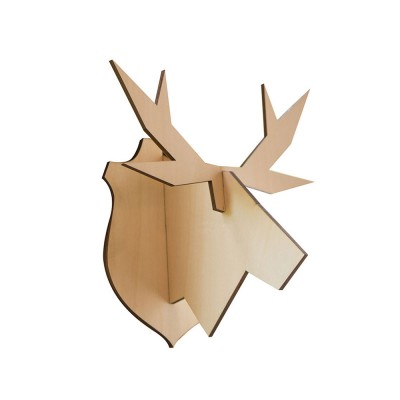 Atelier Pierre Hanging Moose - Medium