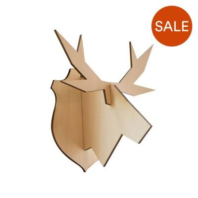 Atelier Pierre Hanging Moose - Medium