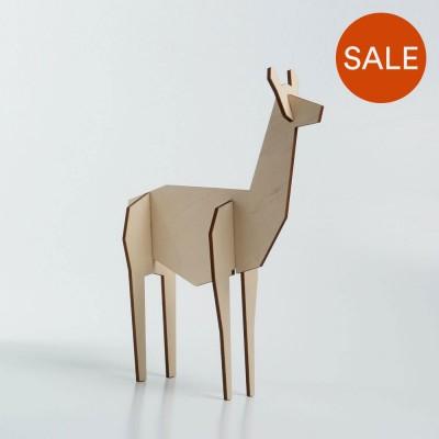 Atelier Pierre Standing Llama - Medium