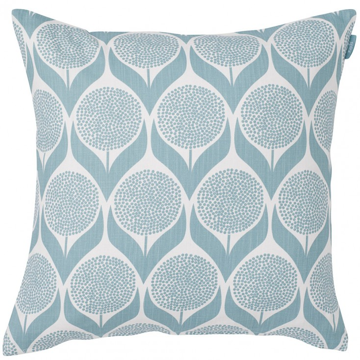 Spira Blomma Light Blue Cushion