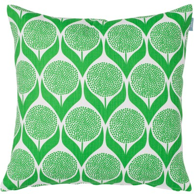Spira Blomma Green Cushion