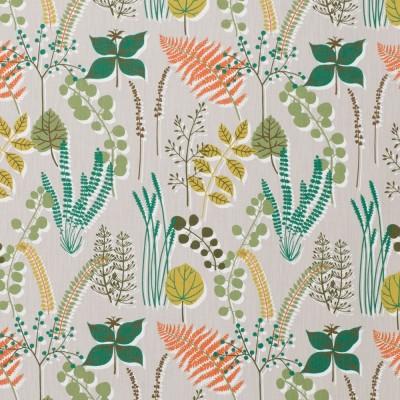 Remnant - Botanik Emerald Fabric - 50 cm