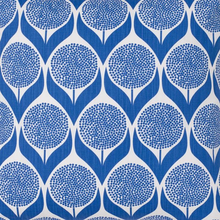 Spira Blomma Cobalt Swedish Fabric