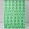 Spira Blomma Green Swedish Fabric