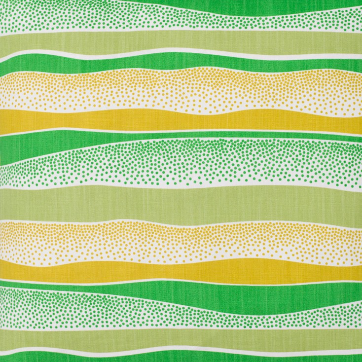 Spira Happy Green Swedish Fabric