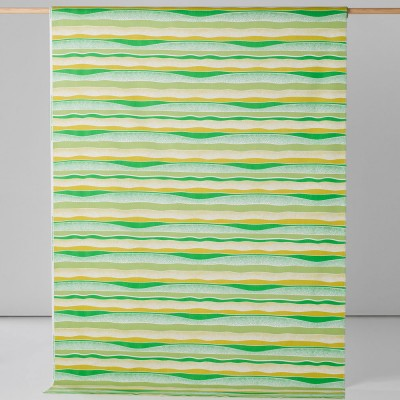 Spira Happy Green Swedish Fabric - Full 150 cm Width