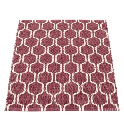 Pappelina Ants Rose Taupe & Vanilla Mat