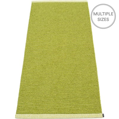 Pappelina Mono Olive : Lime Runner - 85 x 260 cm