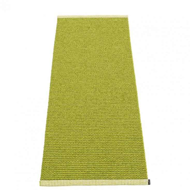 Pappelina Mono Olive : Lime Runner - 60 x 150 cm