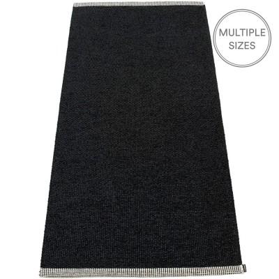Pappelina Mono Black - 85 x 260 cm