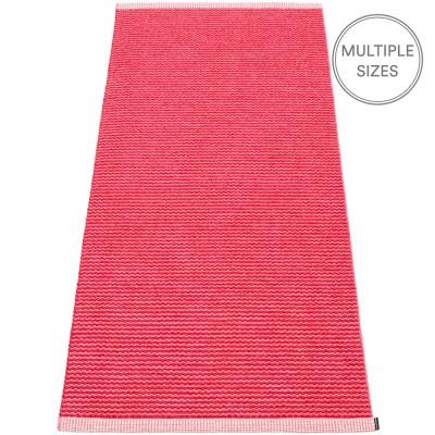 Pappelina Mono Cherry : Pink Runner - 85 x 260 cm