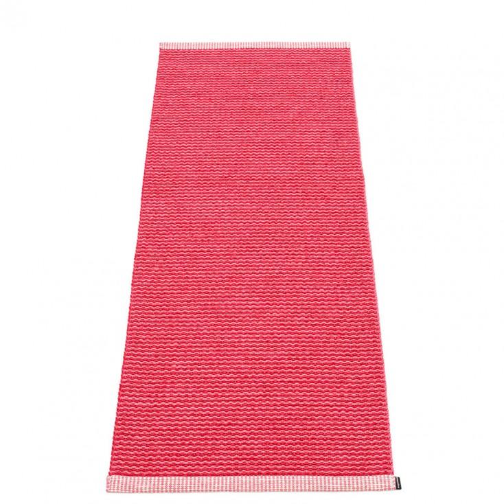 Pappelina Mono Cherry : Pink Runner - 60 x 150 cm