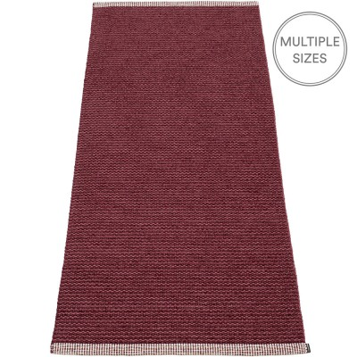 Pappelina Mono Zinfandel : Rose Taupe Runner - 85 x 260 cm