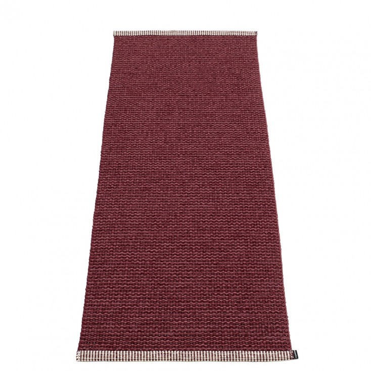 Pappelina Mono Zinfandel : Rose Taupe Runner - 60 x 150 cm