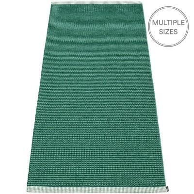 Pappelina Mono Dark Green : Jade Runner - 85 x 260 cm