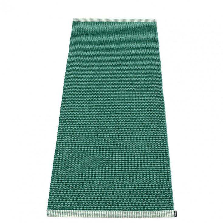 Pappelina Mono Dark Green : Jade Runner - 60 x 150 cm