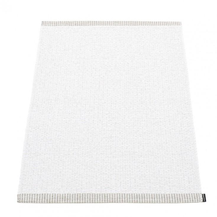 Pappelina Mono White Mat - 60 x 85 cm