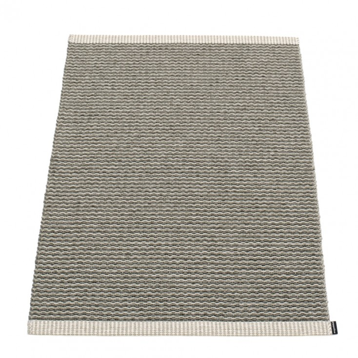 Pappelina Mono Charcoal : Warm Grey Mat - 60 x 85 cm