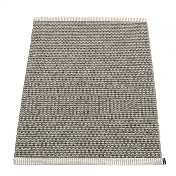 Pappelina Mono Charcoal : Warm Grey Mat - 60 x 85 cm