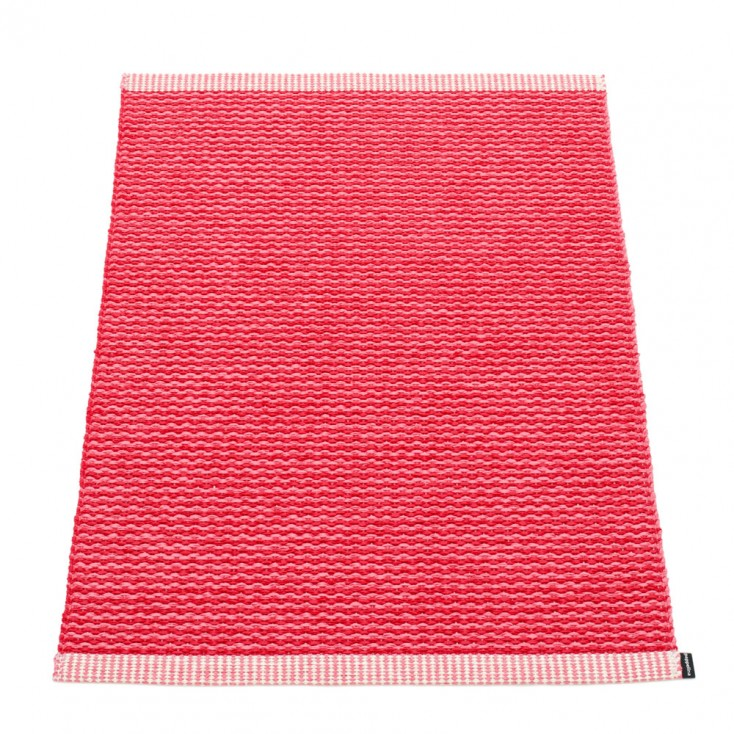 Pappelina Mono Cherry : Pink Mat - 60 x 85 cm