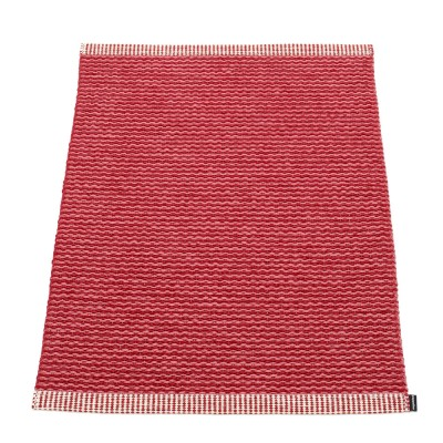 Pappelina Mono Blush : Dark Red Mat - 60 x 85 cm