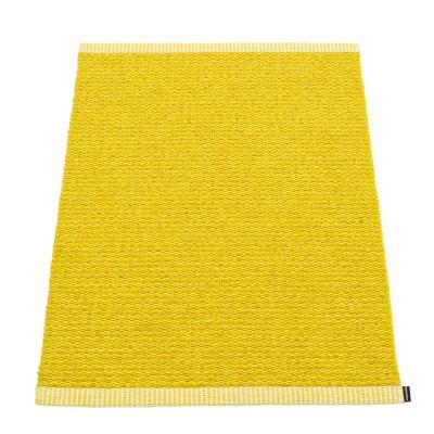 Pappelina Mono Mustard : Yellow Mat - 60 x 85 cm