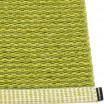 Pappelina Mono Olive : Lime Mat - 60 x 85 cm