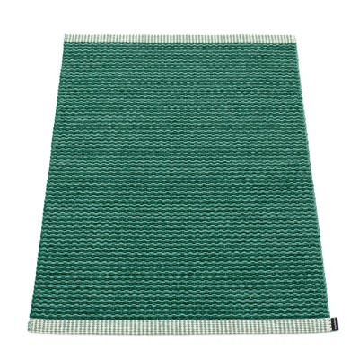 Pappelina Mono Dark Green : Jade Mat - 60 x 85 cm