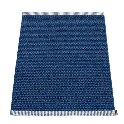 Pappelina Mono Dark Blue : Denim Mat - 60 x 85 cm