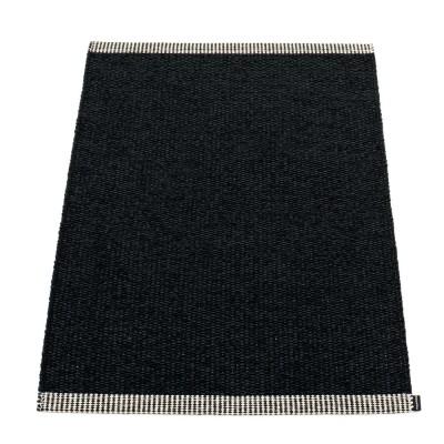 Pappelina Mono Black Mat - 60 x 85 cm