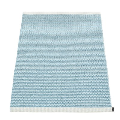Pappelina Mono Misty Blue : Ice Blue Mat - 60 x 85 cm