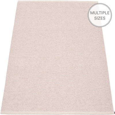 Pappelina Mono Pale Rose : Ballet Large Rug