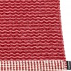 Pappelina Mono Blush : Dark Red Large Rug