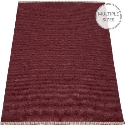 Pappelina Mono Zinfandel : Rose Taupe Large Rug
