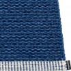 Pappelina Mono Dark Blue : Denim Large Rug