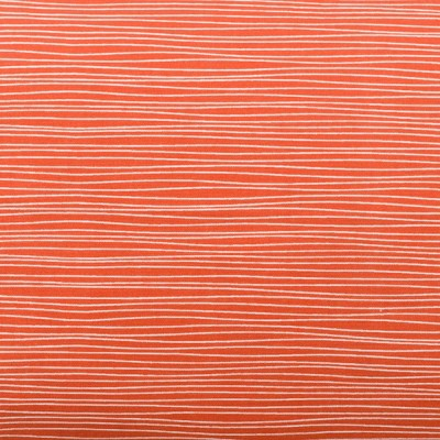 Remnant - Line Coral Fabric - 2 m