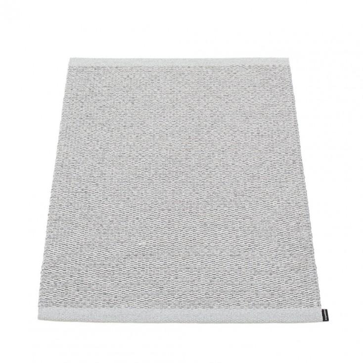 Pappelina Svea Grey Metallic Mat - 60 x 85 cm
