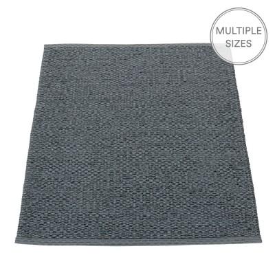 Pappelina Svea Small Mat - Granit - 70 x 90 cm