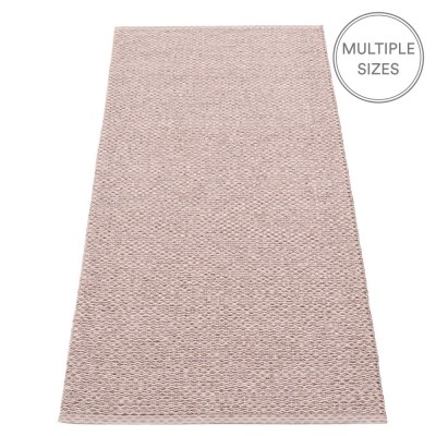Pappelina Svea Runner - Lilac Metallic - 70 x 160 cm