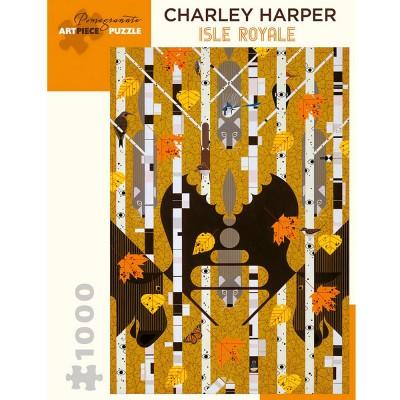 Charley Harper Isle Royale Jigsaw