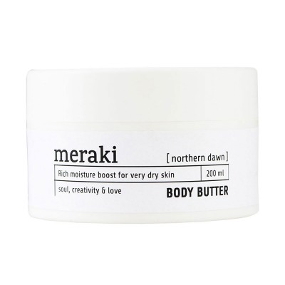 Meraki Body Butter - Northern Dawn 200 ml