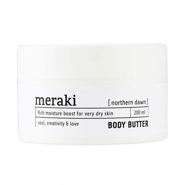 Meraki Body Butter - Northern Dawn 200 ml