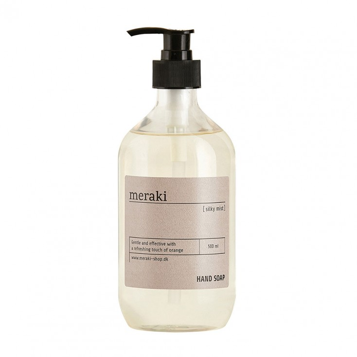 Meraki Hand Soap 500 ml - Silky Mist