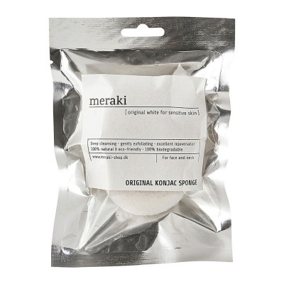 Meraki Konjac Sponge - Natural for Sensitive Skin