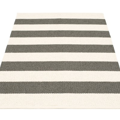 Pappelina Bob Large Rug - Charcoal